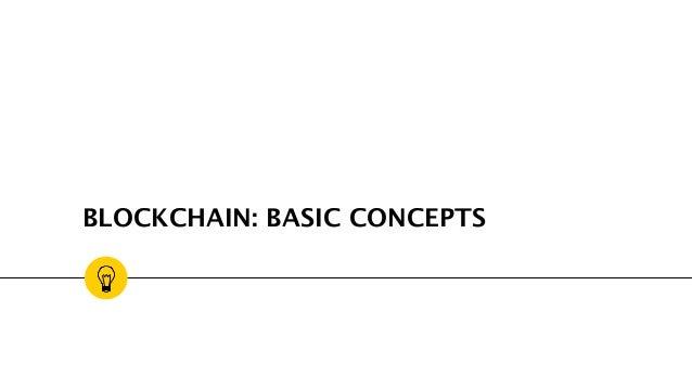 Thynkblynk Understanding The Blockchain A Workshop For