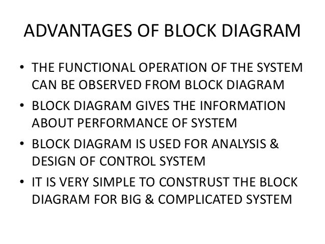 block diagram representation, wiring diagram