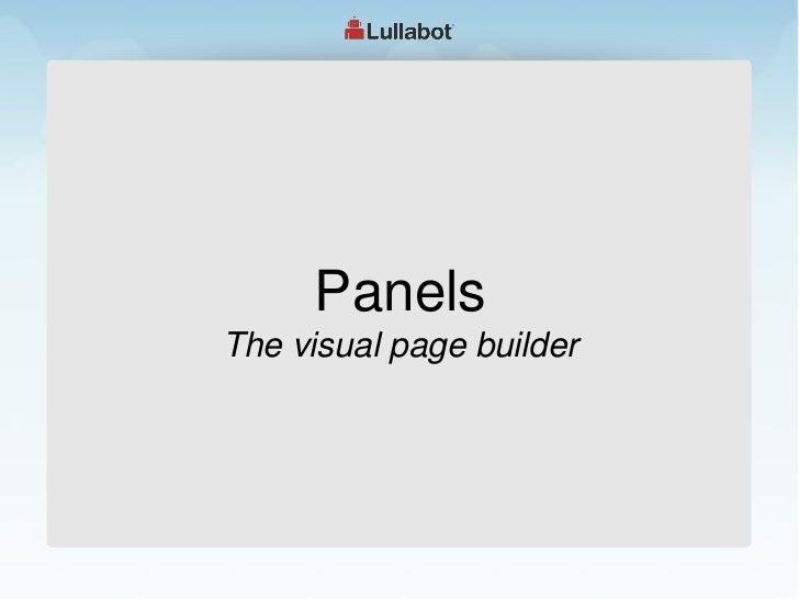 Drupal - Blocks vs Context vs Panels