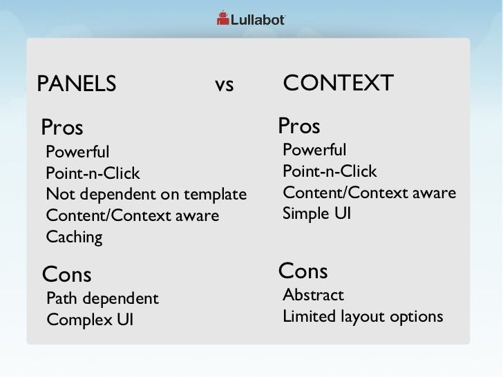 drupal panels vs templates