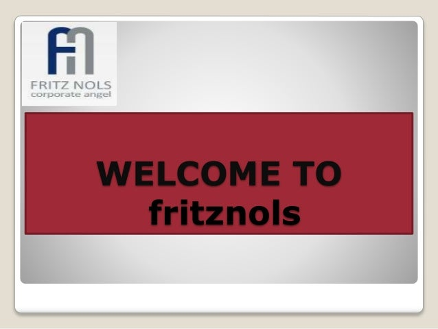WELCOME TO fritznols
