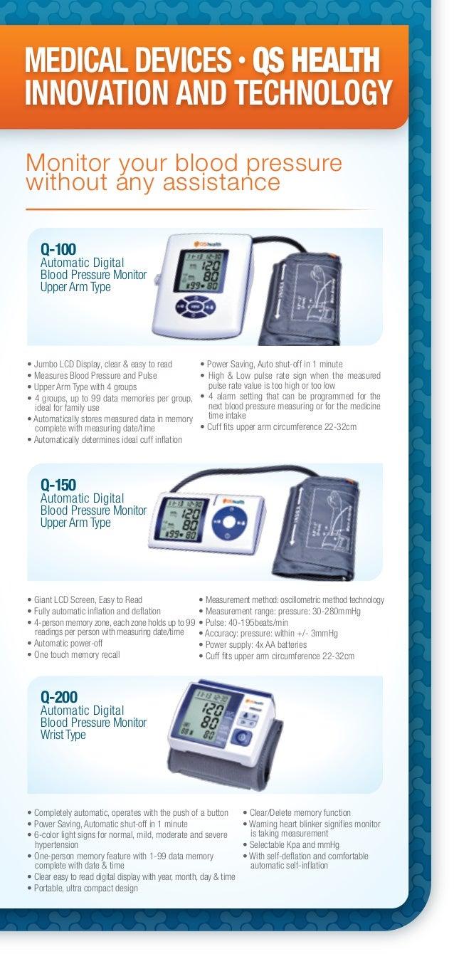 Q-100Automatic DigitalBlood Pressure MonitorUpper Arm TypeQ-150Automatic DigitalBlood Pressure MonitorUpper Arm TypeQ-200A...