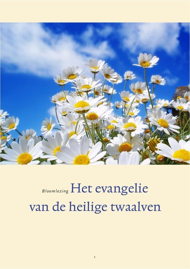 Citaten Pasen Wiki : Bloemlezing het evangelie van de heilige twaalven