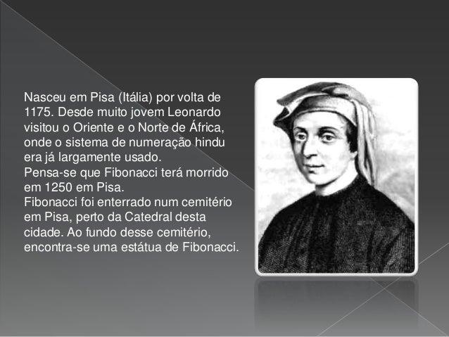 Leonardo Fibonacci Slide 2