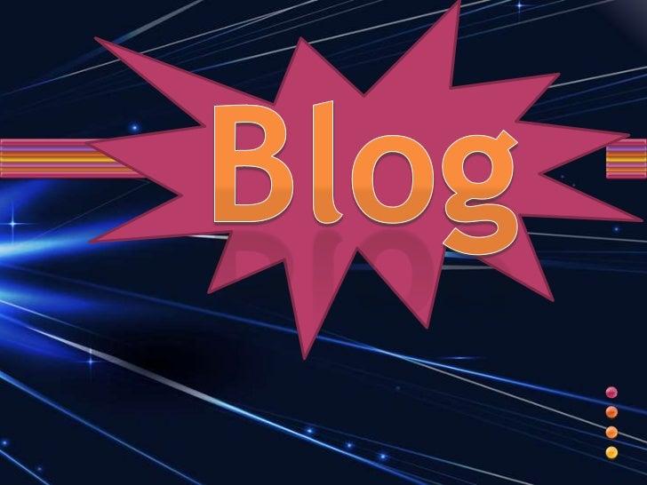 Blog<br />