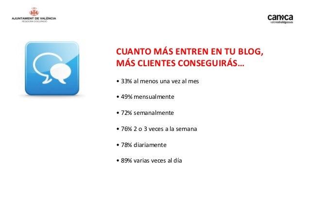 ELEMENTOS DE UN BLOGCOMENTARIOSMediante un formulario se permite, aotros usuarios de la Web, añadircomentarios a cada entr...