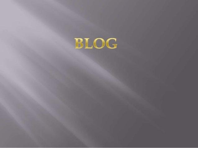 Um blog (português brasileiro) ou blogue (português europeu)1 2 (contração do termo inglês Web log, diáriodaWeb) é um site...