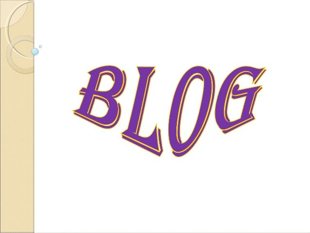 """O que é Blog?O que é Blog? Umblogoublogue123(contraçãodo termoinglêsweb log, """"diário da rede"""") é umsitecuja es..."""