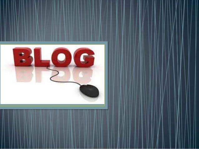• Es un sitio web en el que uno o varios autores publican cronológicamente textos o artículos, apareciendo primero el más ...
