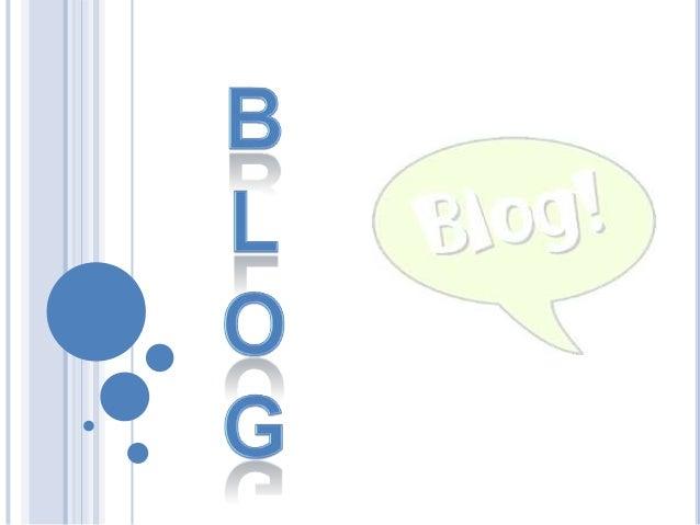 O blog, ou weblog, é uma das ferramentas de comunicação mais populares da internet. A pessoa que administra o blog é chama...