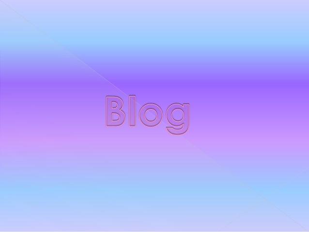 Nada mais, nada menos que um diário online. Blogs são páginas da internet, onde seus usuários postam diversidades quase to...