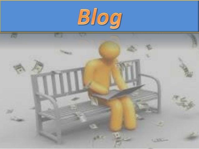 Em geral, organizados de forma cronológica inversa, tendo como foco a temática proposta do blog, podendo ser escritos por ...