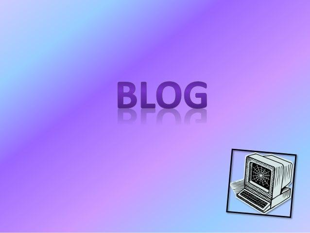 Definição: Blog é uma palavra que resulta da simplificação do termo weblog. Este, por sua vez, é resultante da justaposiçã...