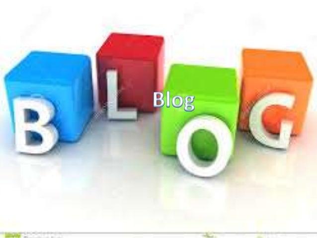 Blog♠♠☺  • Definição: é uma palavra que resulta da  simplificação do termo weblog. Este, por sua  vez, é resultante da jus...