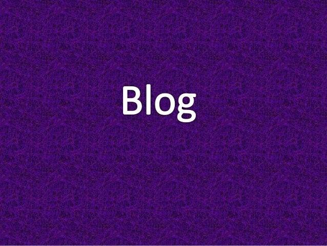 O termo weblog foi criado por Jorn Barger em 17 de  dezembro de 1997. A abreviação blog, por sua vez, foi criada  por Pete...