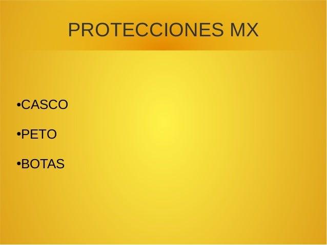 PROTECCIONES MX ●CASCO ●PETO ●BOTAS