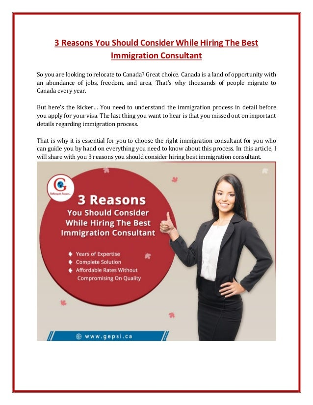 Canada Immigration Consultants in Surat ...