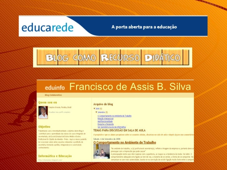 Francisco de Assis B. Silva