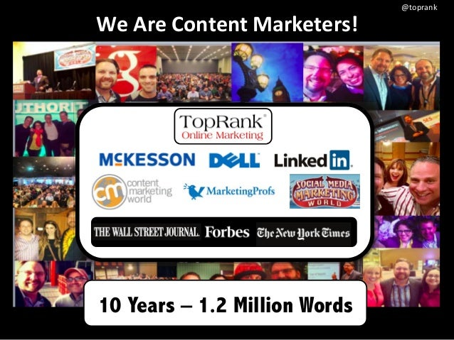 Blog Content Marketing - How to Be the Best Answer