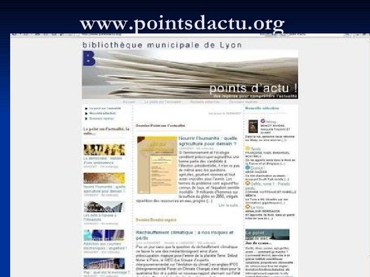 www.pointsdactu.org