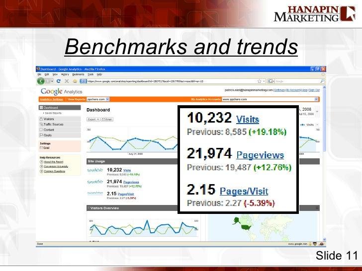 Benchmarks and trends Slide 11