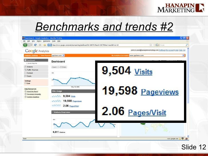 Benchmarks and trends #2 Slide 12