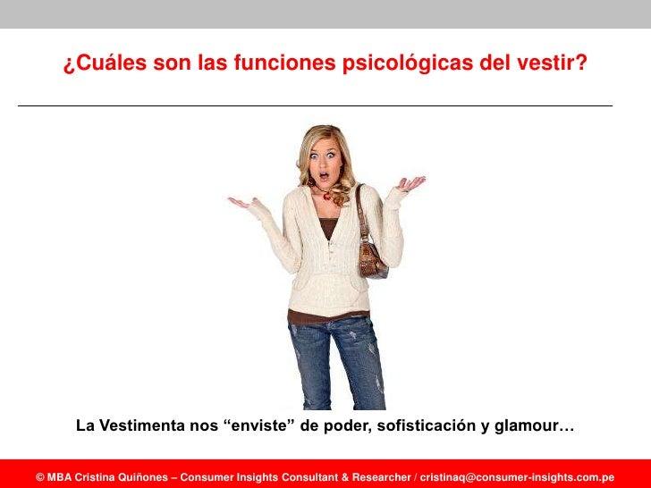 La Psicología del Vestir: El Caso Converse Slide 2