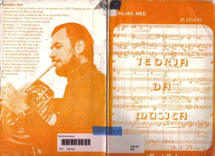 Blog   teoria da música - bohumil med