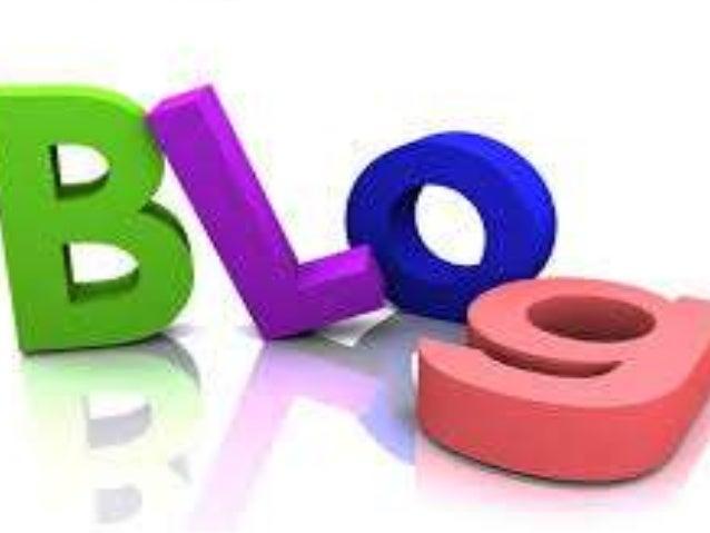 O que é Blog? Blog é uma palavra que resulta da simplificação do termo weblog. Este, por sua vez, é resultante da justapos...