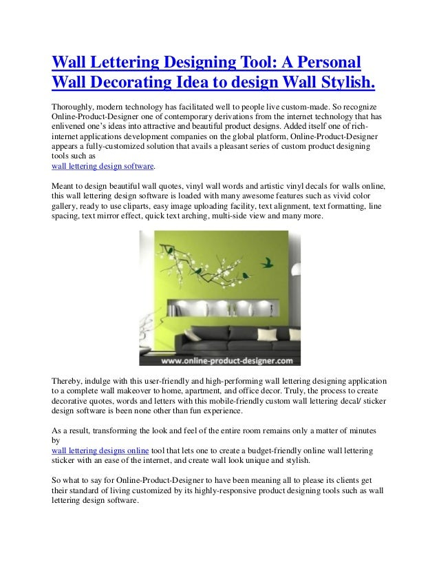 wall lettering designing tool a personalwall decorating idea to design wall stylishthoroughly