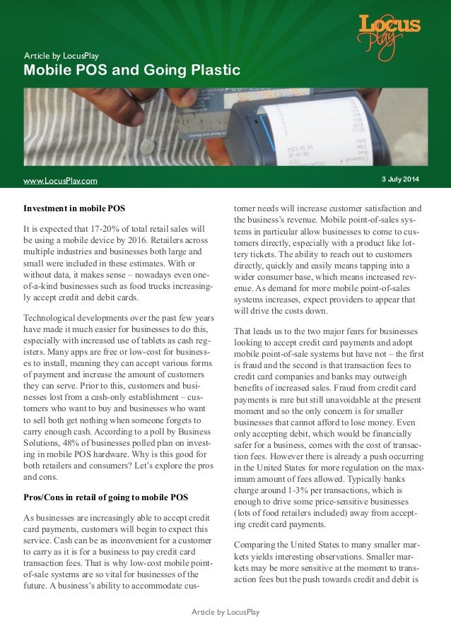 Mobile pos and going plastic 1 638gcb1451374174 article by locusplay mobile pos and going plastic 3 july 2014 investment in mobile pos it reheart Choice Image