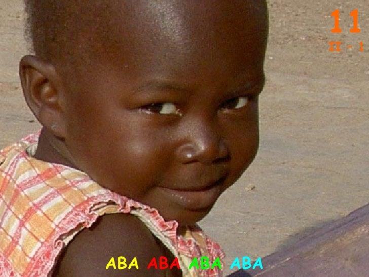 11 ABA  ABA  ABA   ABA II – 1