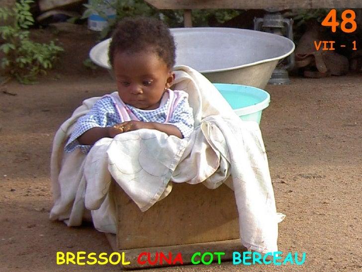 48 BRESSOL  CUNA  COT   BERCEAU VII – 1