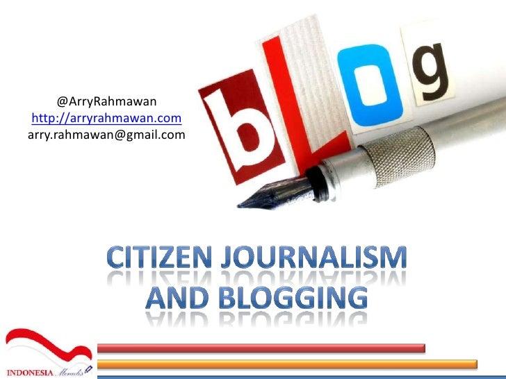 @ArryRahmawan http://arryrahmawan.comarry.rahmawan@gmail.com