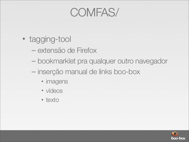 boo-box, lançamentos no BlogCamp SP 2008