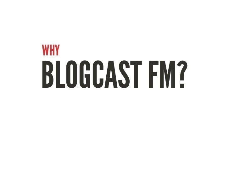 Blogcastfm Media Kit Slide 2