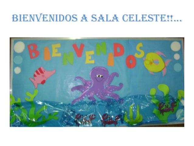 BIENVENIDOS A SALA CELESTE!!...