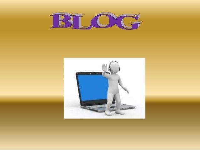 """Definição Um blog ou blogue1 2 3 (contração do termo inglês web log, """"diário da rede"""") é um site cuja estrutura permite a ..."""