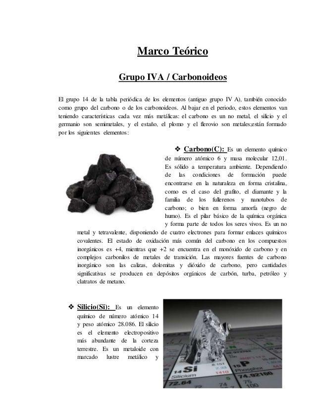 Carbonoideosnitrogenoideosanfigenos y halogenos tabla peridica 5 urtaz Gallery