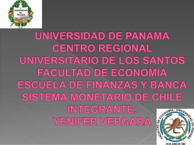  El objetivo general es como se compone el sistema monetario chileno  · Identificar, reconocer y utilizar el sistema mon...