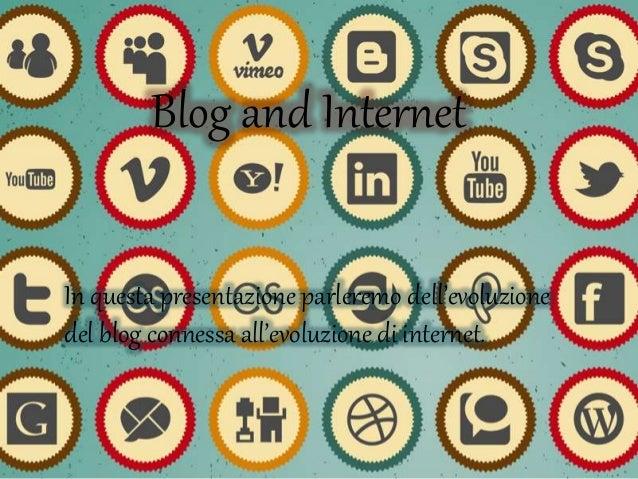 Blog e internet 2