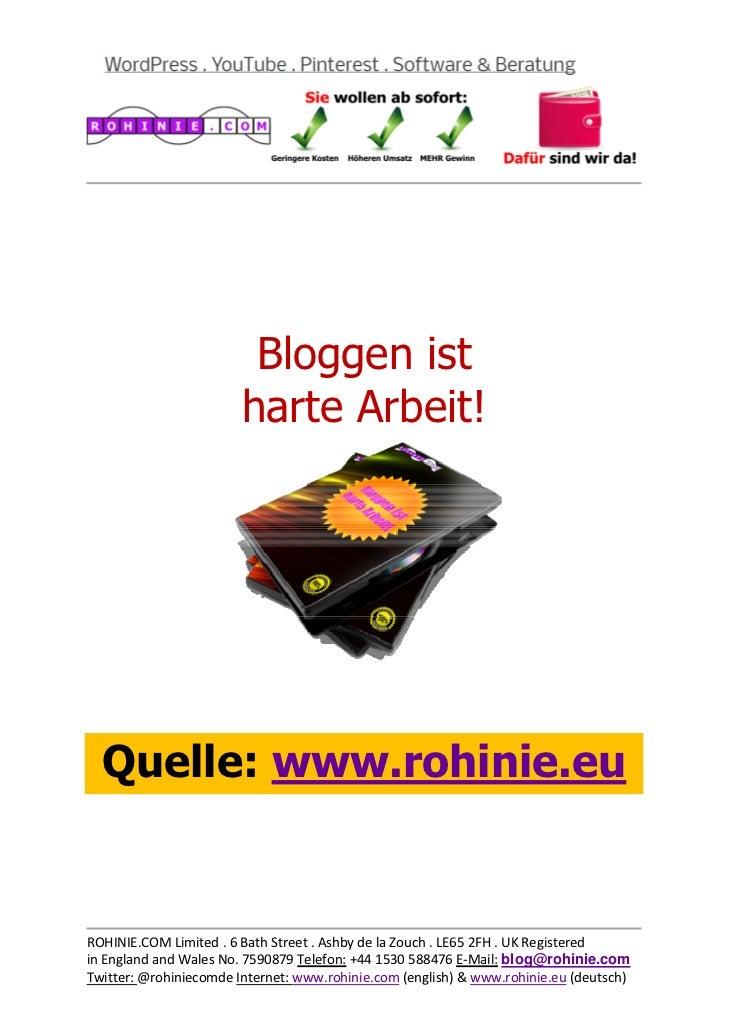 Blog...
