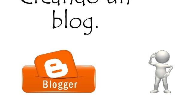 Creando un blog.