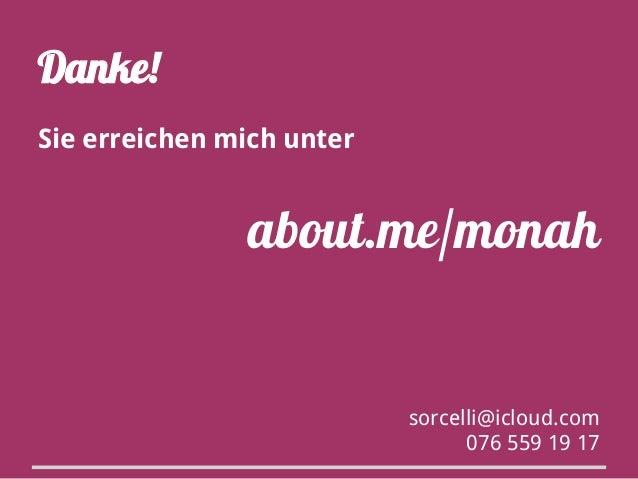 Was ist Bloggen? Ein Vortrag für die Reformierte Landeskirche Aargau