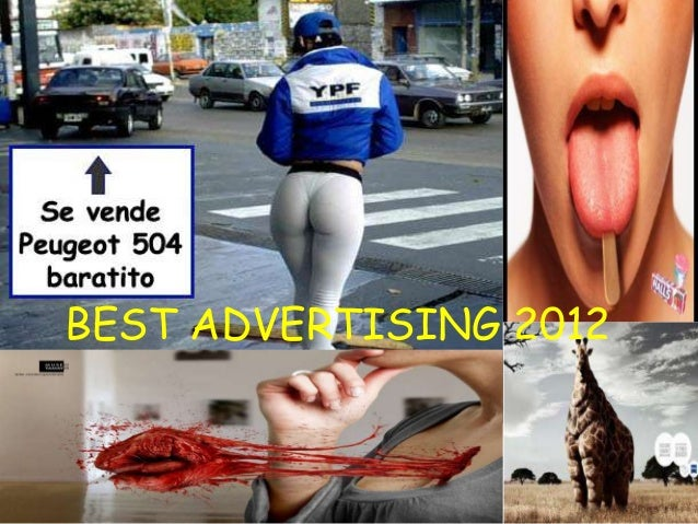BEST ADVERTISING 2012