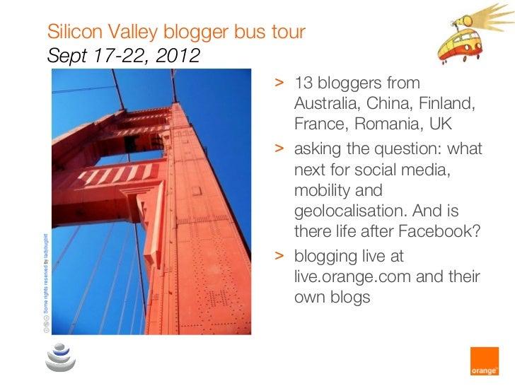 [En] San Francisco Blogger Tour presentation Slide 3