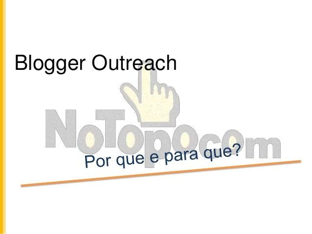 guia free para se fazer uma ação de blogger outreach