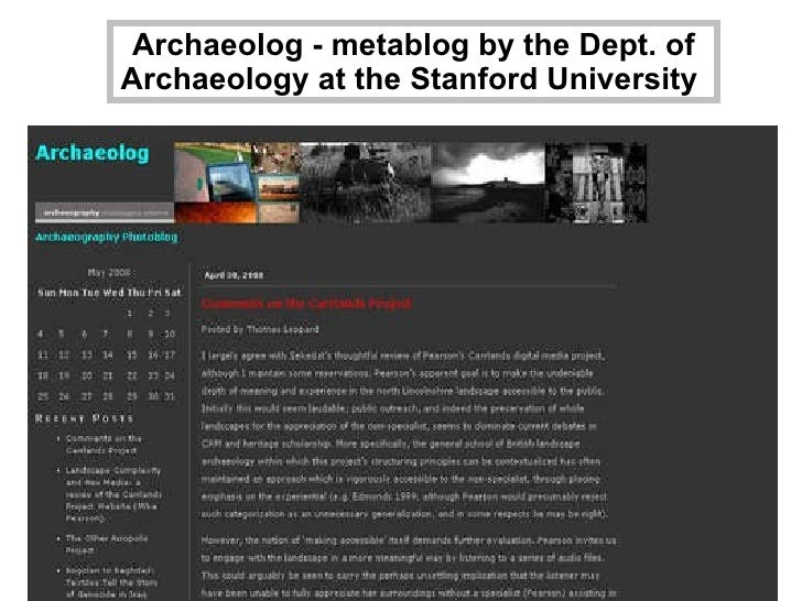the archaeology of knowledge Wiki for collaborative studies of arts, media and humanities.