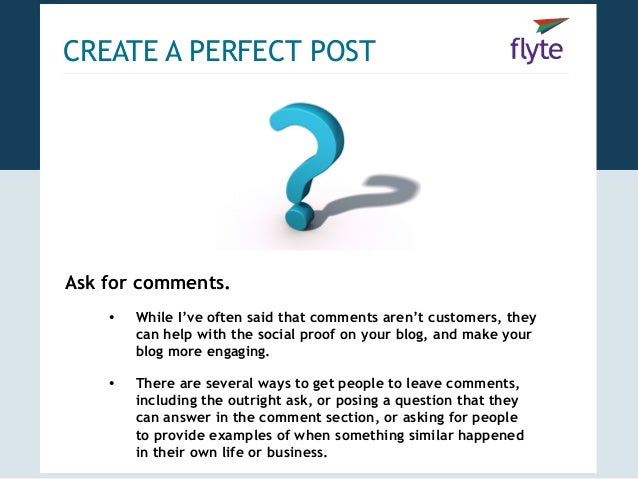 Blogging blueprint how to create promote the perfect post 11 create a perfect malvernweather Images