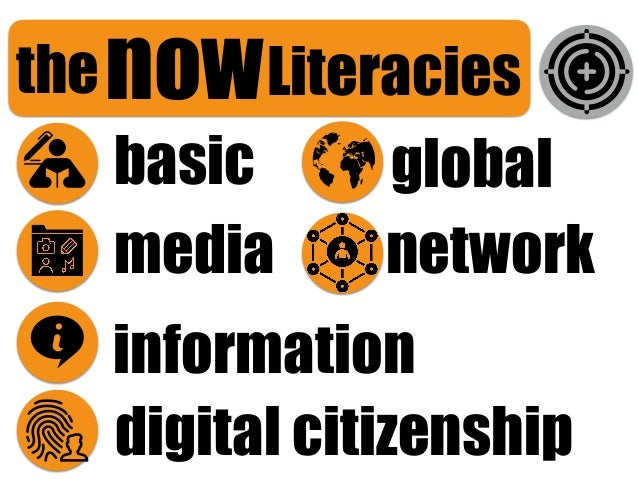 Literaciesnow network information global the media basic digital citizenship